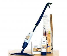BONA Pack balai microfibre BONA Spray mop pour parquet huilé