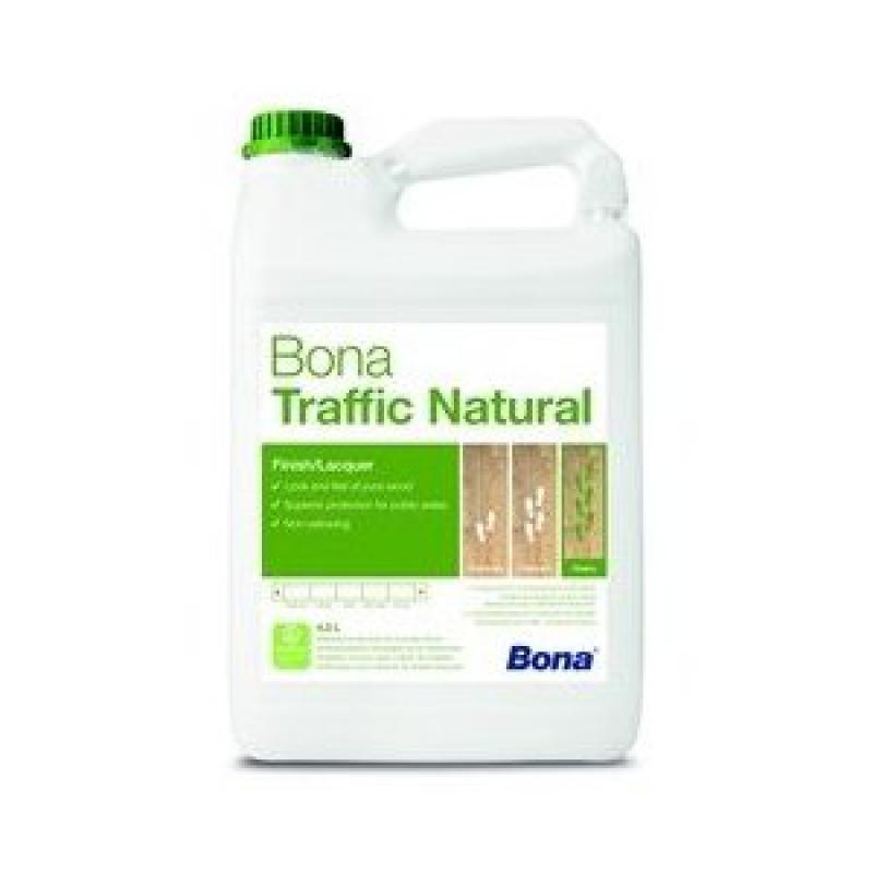 BONA Vitrificateur Traffic naturale bicomposant